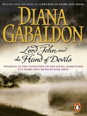 cover image of Lord John and the Hand of Devils