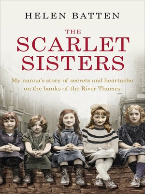 cover image of The Scarlet Sisters