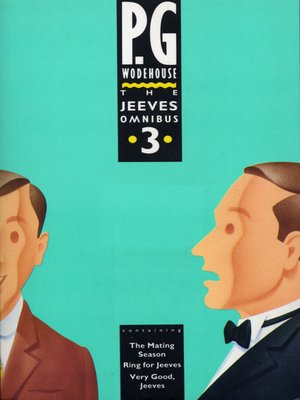 cover image of The Jeeves Omnibus--Vol 3