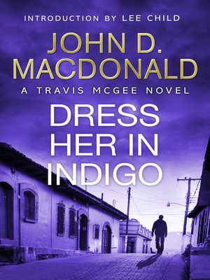 cover image of Dress Her in Indigo