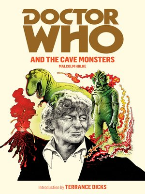 cover image of Doctor Who and the Cave Monsters