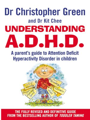 cover image of Understanding Attention Deficit Disorder