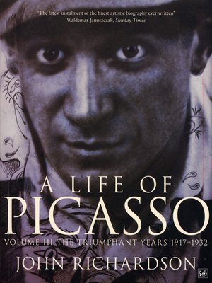 cover image of A Life of Picasso, Volume III