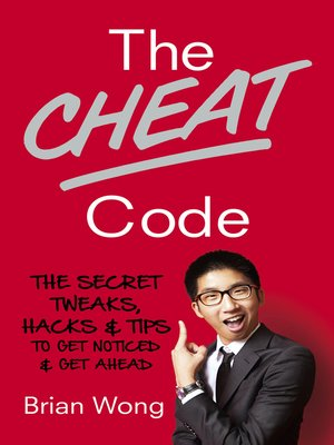 cover image of The Cheat Code