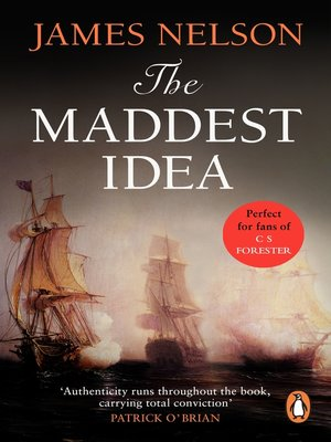 cover image of The Maddest Idea