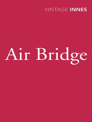 cover image of Air Bridge