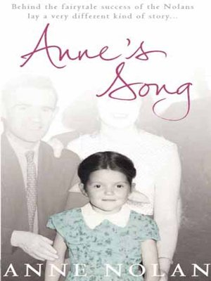 cover image of Anne's Song
