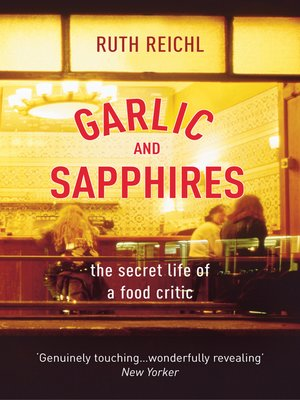 cover image of Garlic and Sapphires