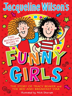 cover image of Jacqueline Wilson's Funny Girls