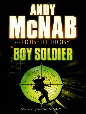 cover image of Boy Soldier
