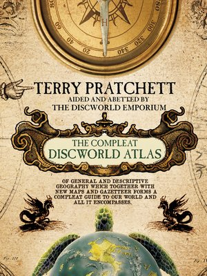 cover image of The Discworld Atlas