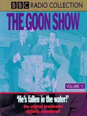 cover image of He's Fallen in the Water