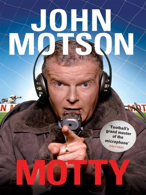 cover image of Motty