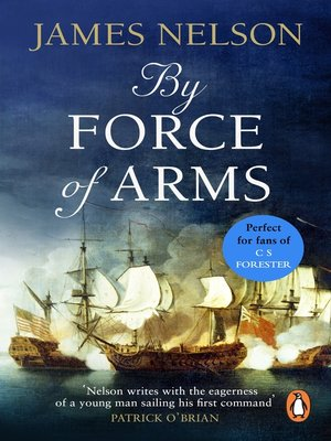 cover image of By Force of Arms