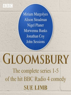 cover image of Gloomsbury