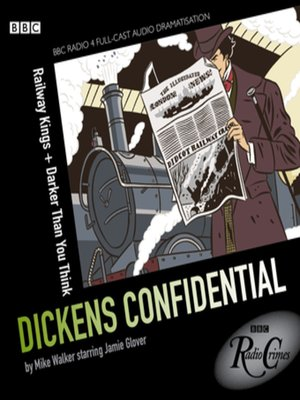 cover image of Dickens Confidential