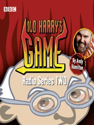 cover image of Old Harry's Game, Series 2
