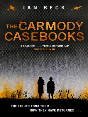 cover image of The Carmody Casebooks
