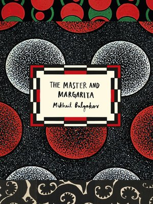 cover image of The Master and Margarita (Vintage Classic Russians Series)