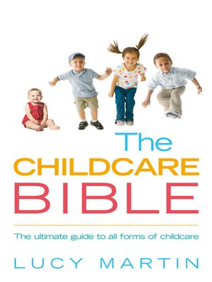 cover image of The Childcare Bible