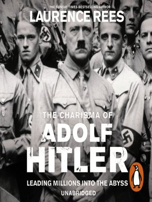 cover image of The Dark Charisma of Adolf Hitler