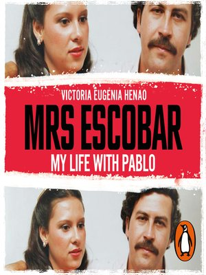 cover image of Mrs Escobar