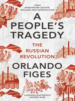 cover image of A People's Tragedy