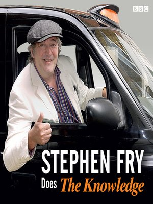 cover image of Stephen Fry Does the Knowledge
