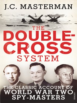 cover image of The Double-Cross System