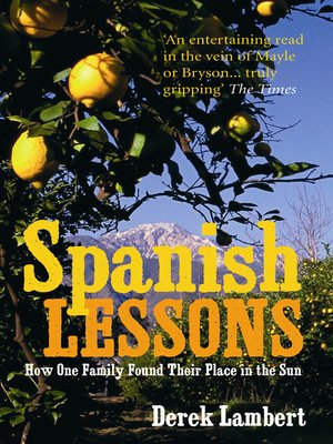 cover image of Spanish Lessons