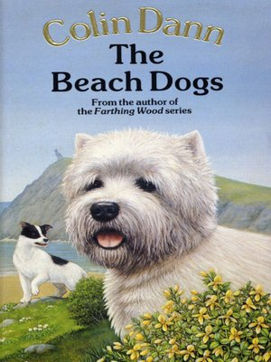 cover image of The Beach Dogs