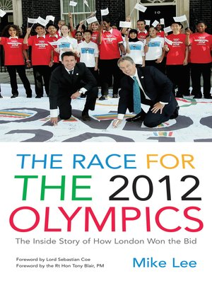 cover image of The Race for the 2012 Olympics