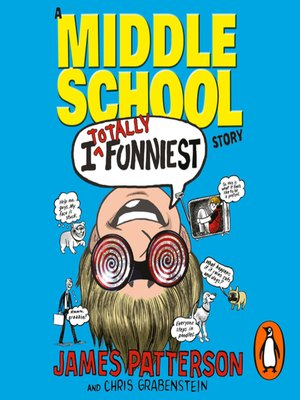 cover image of I Totally Funniest--A Middle School Story