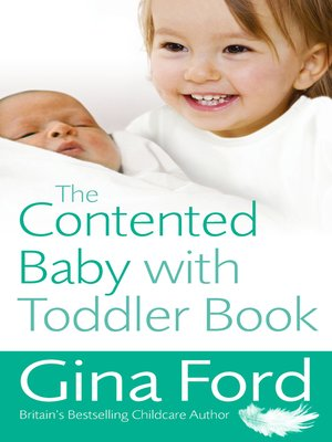 cover image of The Contented Baby with Toddler Book