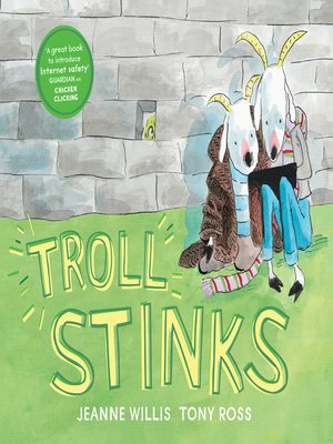 cover image of Troll Stinks!