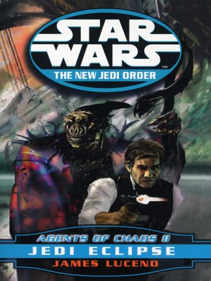 cover image of Jedi Eclipse: Agents of Chaos II
