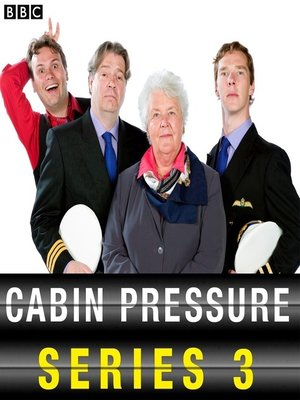 cover image of Cabin Pressure, Series 3, Episode 6