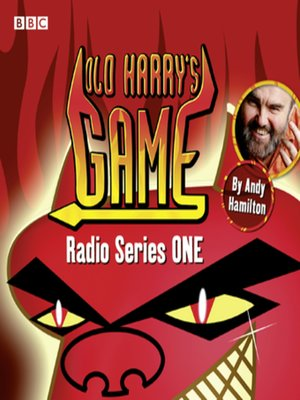 cover image of Old Harry's Game, Series 1