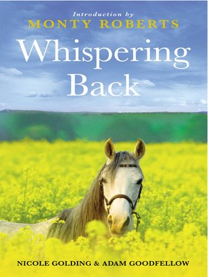 cover image of Whispering Back