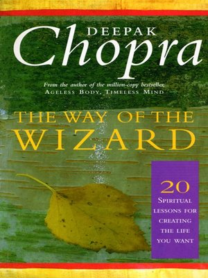 cover image of The Way of the Wizard