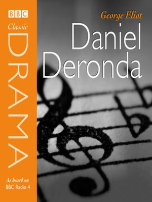 cover image of Daniel Deronda