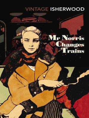 cover image of Mr Norris Changes Trains