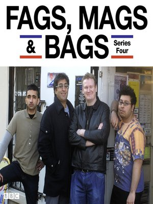 cover image of Fags, Mags & Bags, Series 4