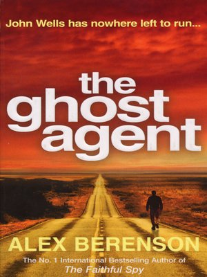 cover image of The Ghost Agent