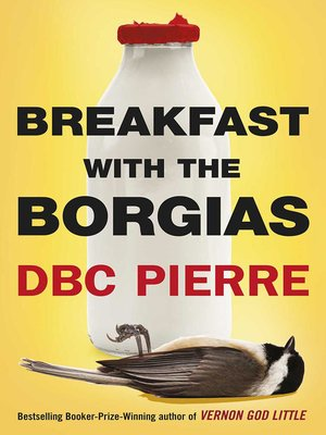 cover image of Breakfast with the Borgias
