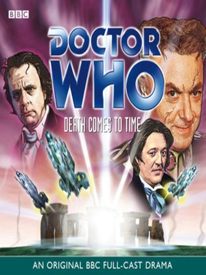 cover image of Doctor Who--Death Comes to Time