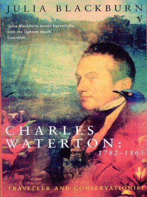 cover image of Charles Waterton 1782-1865