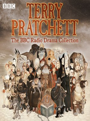cover image of Terry Pratchett: The BBC Radio Drama Collection