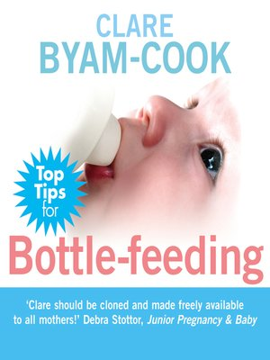 cover image of Top Tips for Bottle-feeding