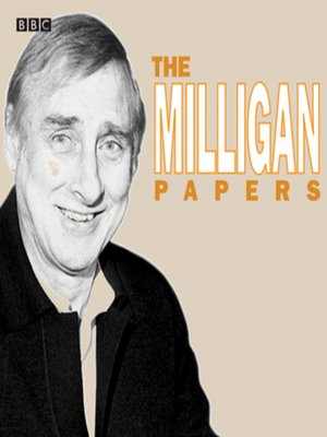 cover image of The Milligan Papers